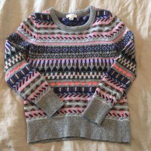 J.Crew, Crewcuts, girls sweater, size 8